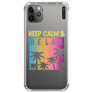 capa-para-iphone-11-pro-max-vx-case-keep-calm-and-relax-translucida