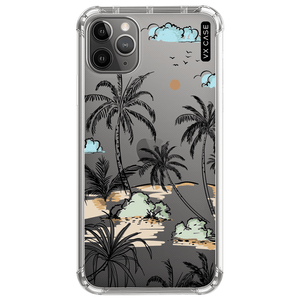 capa-para-iphone-11-pro-max-vx-case-sun-sand-palm-trees-translucida