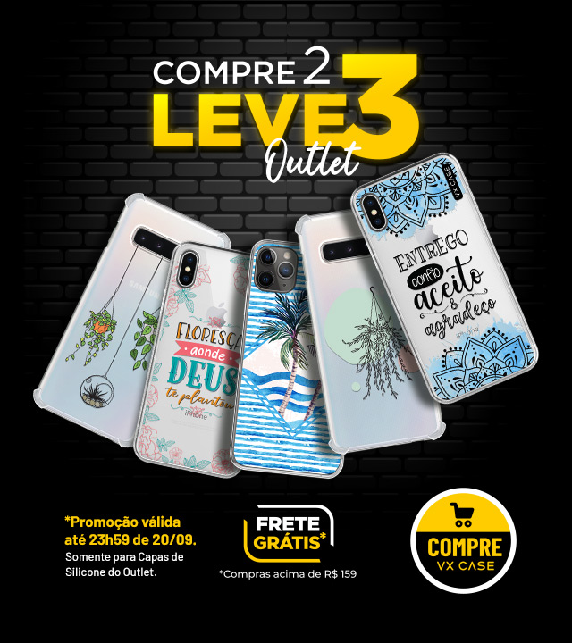 Compre 2, Leve 3 Outlet | Mobile