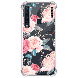 capa-para-galaxy-a9a9-pro-vx-case-peonies-butterfly-transparente