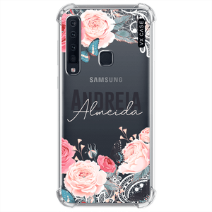capa-para-galaxy-a9a9-pro-vx-case-peonies-butterfly-name-transparente