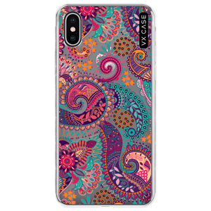 capa-para-iphone-xs-vx-case-in-the-paisley-garden-translucida