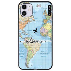 capa-para-iphone-11-vx-case-world-map-blue-preta-fosca