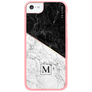 capa-para-iphone-5c-vx-case-bw-marble-monogram-rosa-candy