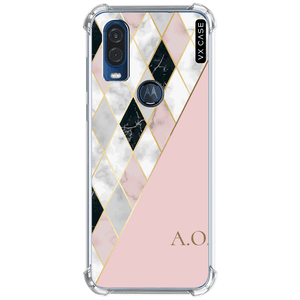 capa-para-motorola-one-action-vision-vx-case-rose-lattice-marble-translucida