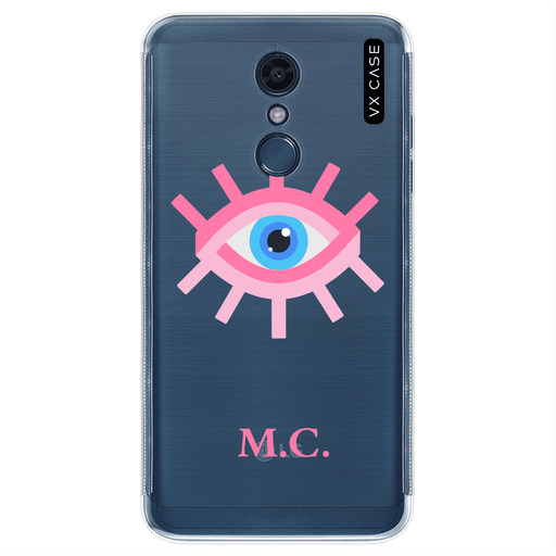 capa-para-lg-k10-pro-vx-case-greek-eye-name-translucida