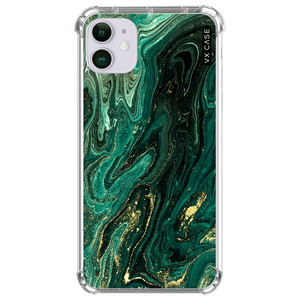capa-para-iphone-11-vx-case-liquid-green-translucida