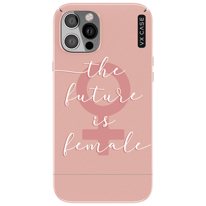 capa-para-iphone-12-pro-max-vx-case-the-future-is-female-rose