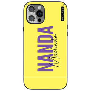 capa-para-iphone-12-pro-max-vx-case-yellow-signature-preta-fosca
