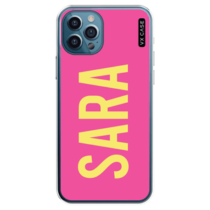 capa-para-iphone-12-pro-max-vx-case-pink-and-yellow-name-transparente