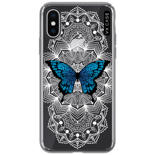 capa-para-iphone-xs-vx-case-farfalla-blue