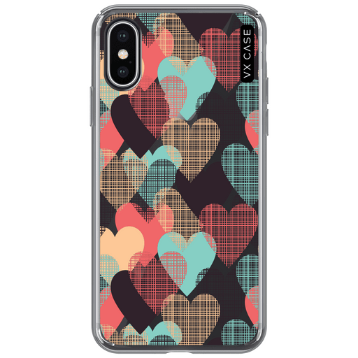 capa-para-iphone-xs-vx-case-love-pattern
