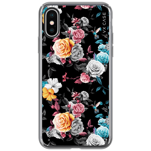 capa-para-iphone-xs-vx-case-night-roses