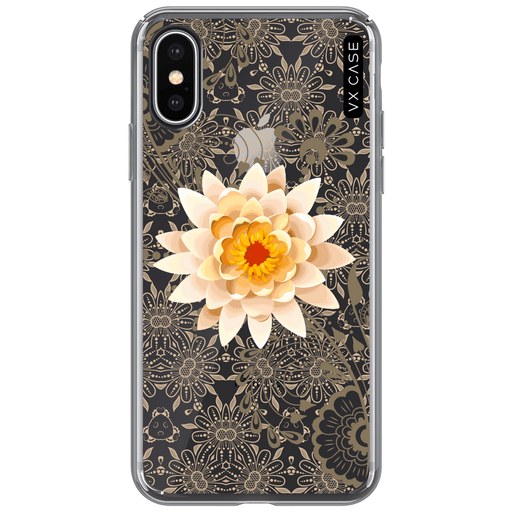 capa-para-iphone-xs-vx-case-tribal-flower