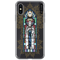 capa-para-iphone-xs-vx-case-vitral-virgem-maria