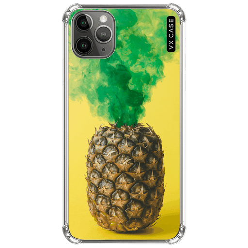 capa-para-iphone-11-pro-vx-case-pineapple-smoke-transparente
