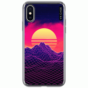 capa-para-iphone-xs-vx-case-sunset-view-transparente