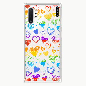 capa-para-galaxy-note-10-plus-vx-case-rainbow-heart-transparente