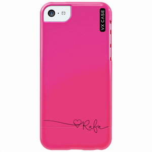 capa-para-iphone-5c-vx-case-heart-signature-rosa