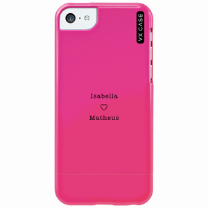 capa-para-iphone-5c-vx-case-minimalist-love-rosa