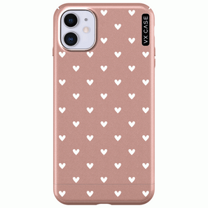 capa-para-iphone-11-vx-case-polka-dot-love-brancaPNG