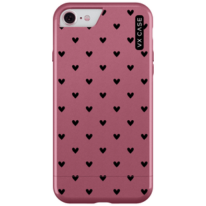 capa-para-iphone-78-vx-case-polka-dot-love-pretaPNG