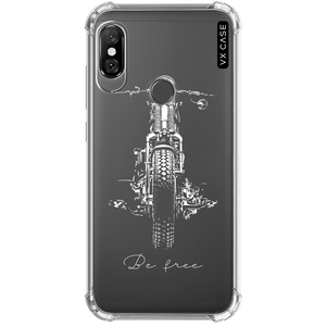 capa-para-redmi-mi-note-6-pro-vx-case-be-free-motorcycle-transparente