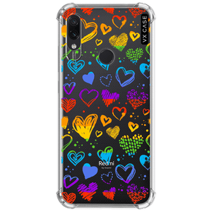 capa-para-redmi-note-7-vx-case-rainbow-heart-transparente