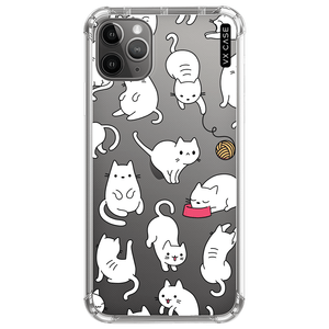 capa-para-iphone-11-pro-max-vx-case-cat-life-translucida