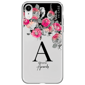 capa-para-iphone-xr-vx-case-bouquet-name-a-translucida