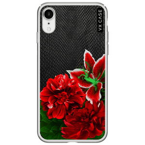 capa-para-iphone-xr-vx-case-savage-flowers-translucida
