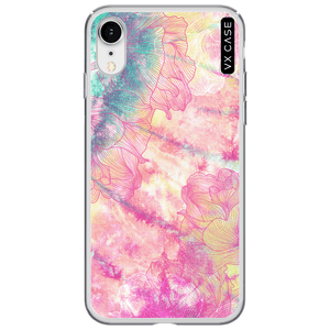 capa-para-iphone-xr-vx-case-blooming-tie-dye-translucida