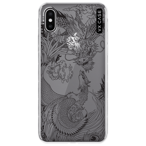 capa-para-iphone-xs-max-vx-case-fenix-e-dragao-tattoo-translucida